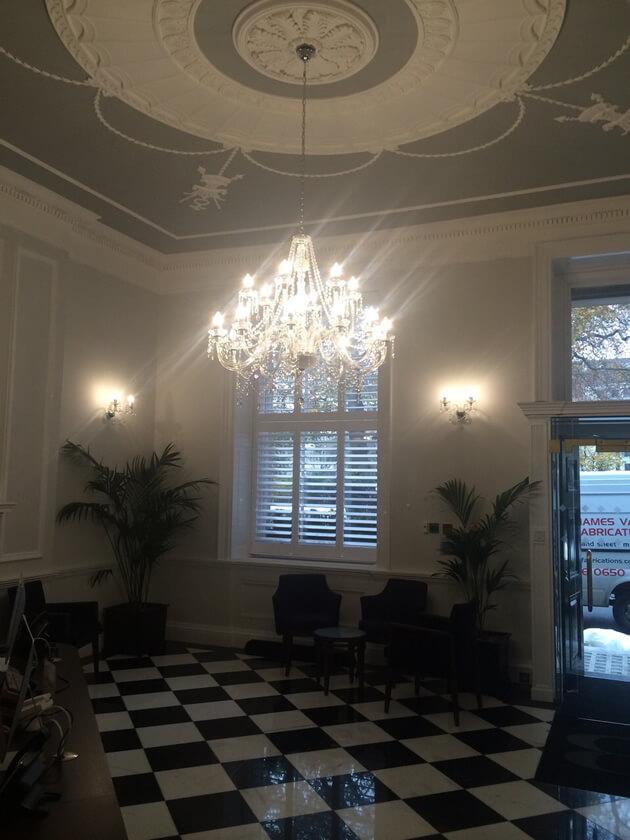 office shutters london