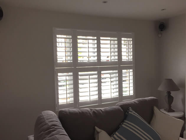 tier on tier shutters for home in croydon