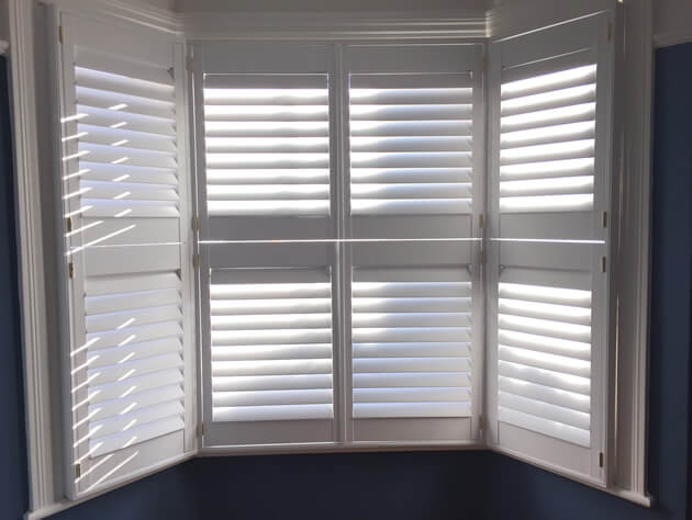 silent tilt rod tier on tier shutters