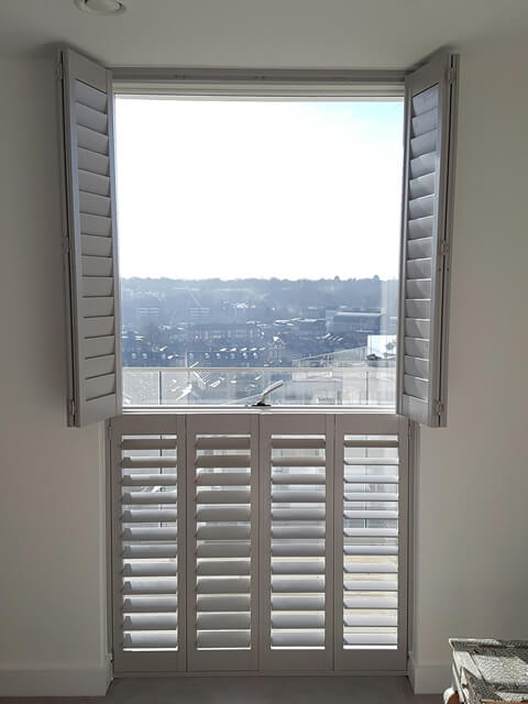 apartment shutters greenwich open