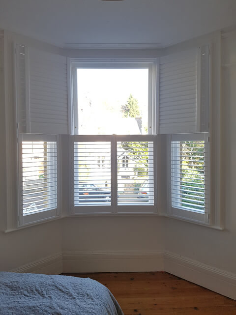 open middle tier on tier shutters haringey