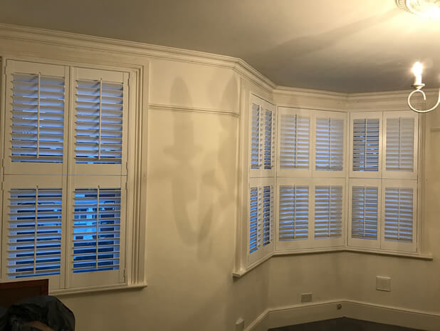 sidcup shutters installed