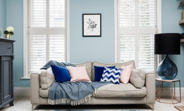 Ultimate Flexibility with Tier on Tier Plantation Shutters