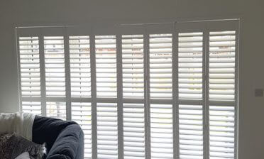 Shutters installed throughout Home in South Acton, Hounslow London