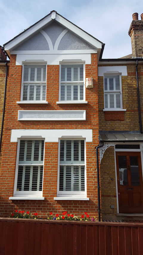 ilford edwardian shutters