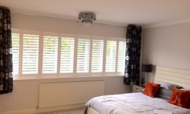 Bespoke Shutters throughout House in Palmers Green, Enfield London