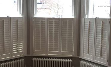 Cafe Style Shutters for Property in Balham, South West London