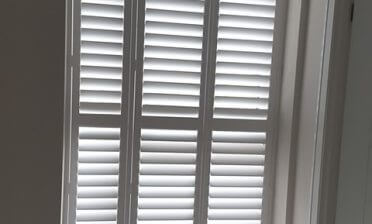 Shutters for Bathroom and Bedrooms of Home in Beckenham, Bromley