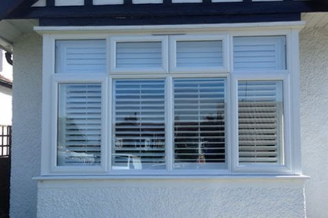 Shutters for Bungalow in South Croydon