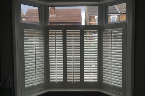 Cafe Style Shutters for Home in South Norwood, South East London