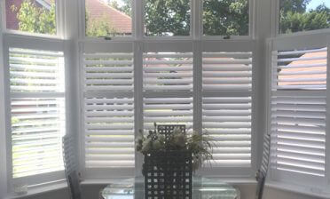 Cafe Style Shutters for Home in West Wickham, Kent