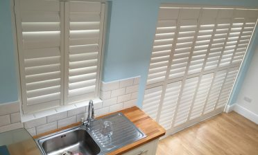 Kitchen Window and Door Shutters for Home in Beckenham, Kent