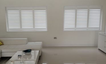 Shutters for Modern Home in Croydon, Surrey