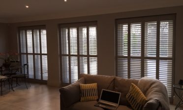 Door Shutters for Property in Bromley, Kent