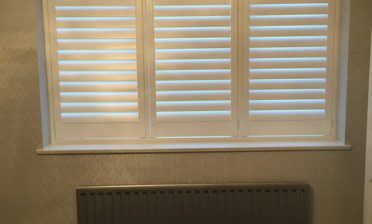 Window Shutters for Bedroom in Blackheath, South East London