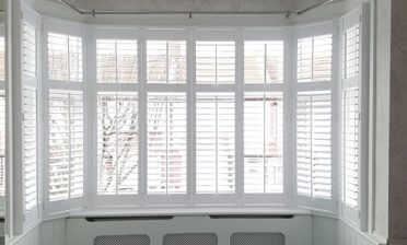 Full Height Shutters for Childs Bedroom in Thornton Heath, South London
