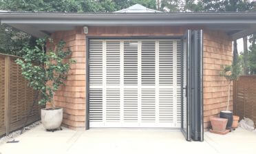 Garden House Shutters in Brockley, South East London