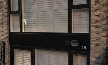 Window and Door Shutters for Office in Hackney, London