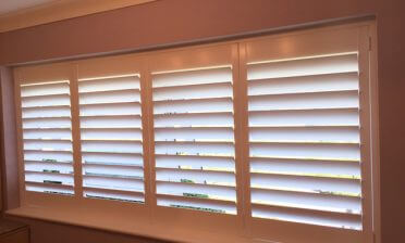 Hardwood Shutters for Home in Herne Hill, South East London
