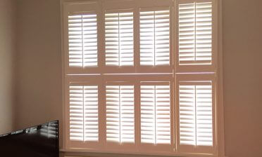 Tier on Tier Shutters for Home in Herne Hill, South East London