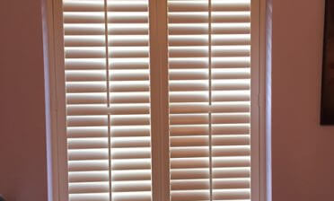Shutters and Blinds for multiple rooms of Home in New Eltham, South East London