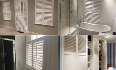 Picking the Perfect Style of Shutters