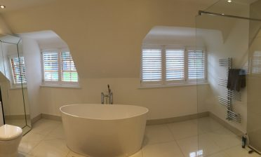 Bathroom Shutters for Home in West Wickham, Kent