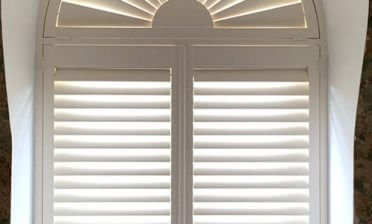 Special Shape Shutters for Property in Peckham, South East London