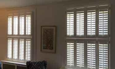 Tier on Tier Window Shutters for home in Tunbridge Wells, Kent