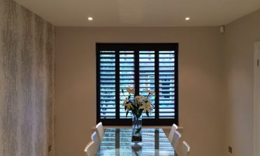 Walnut Shutters for Property in Tunbridge Wells, Kent