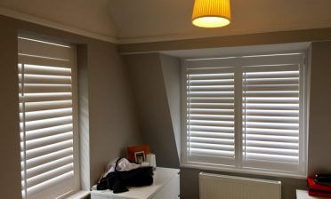 Full Height Shutters for Multiple Rooms of Property in Beckenham, Kent