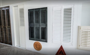 What colour and finish should I pick for my Shutters?