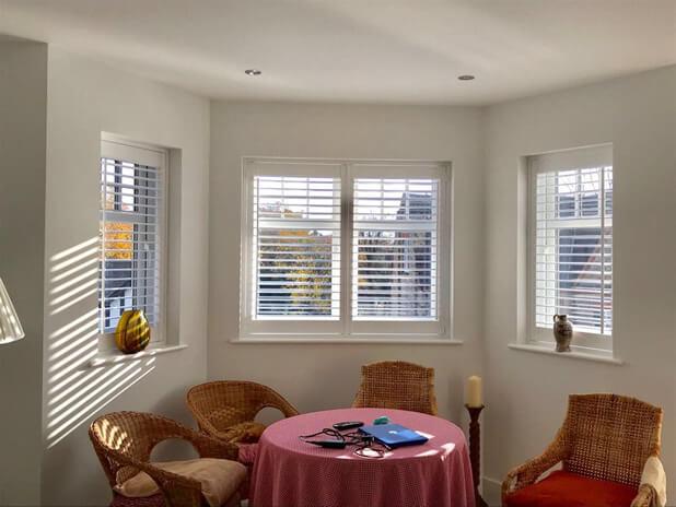esher shutters living room