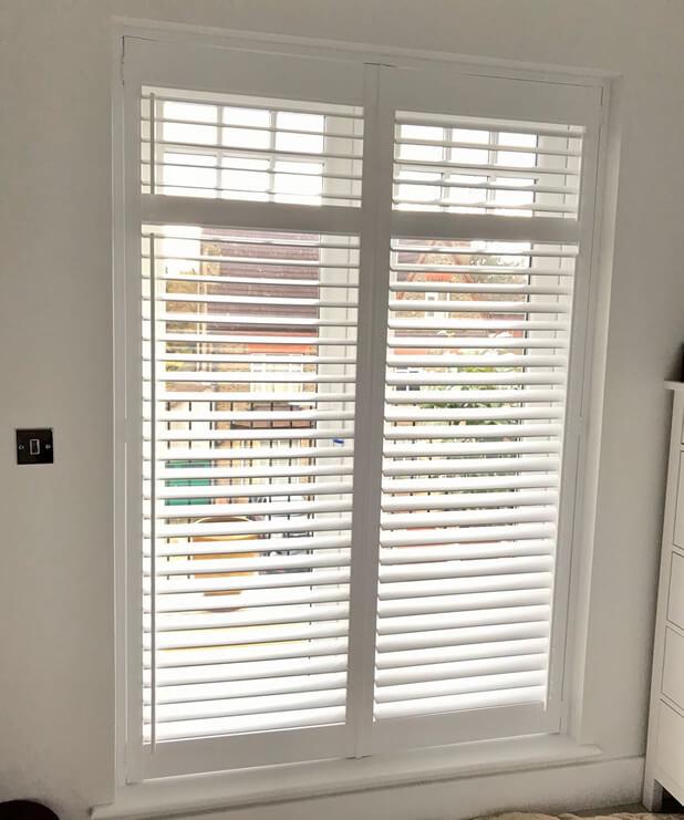esher shutters bedroom