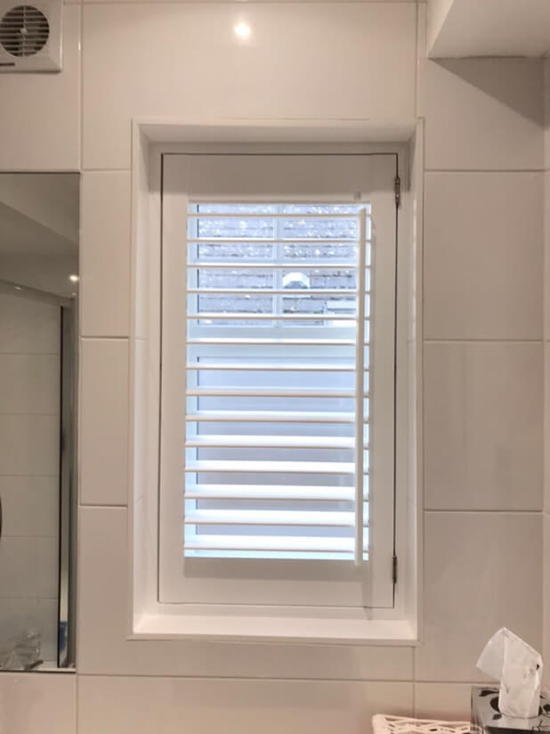 esher shutters bathroom