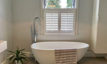 Shutters for bathroom, living room and bedroom in Welling, Bexley
