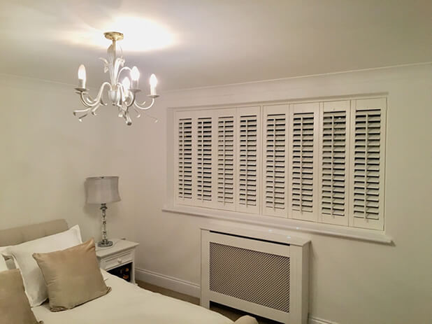dartford shutters bedroom 1