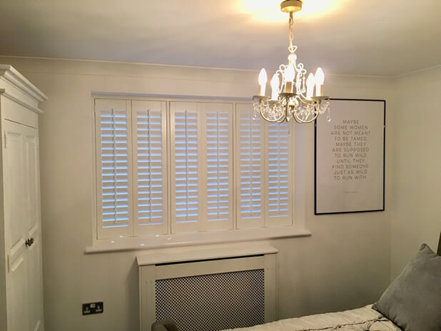 dartford shutters bedroom 2