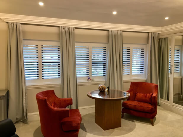 orpington property shutters seating