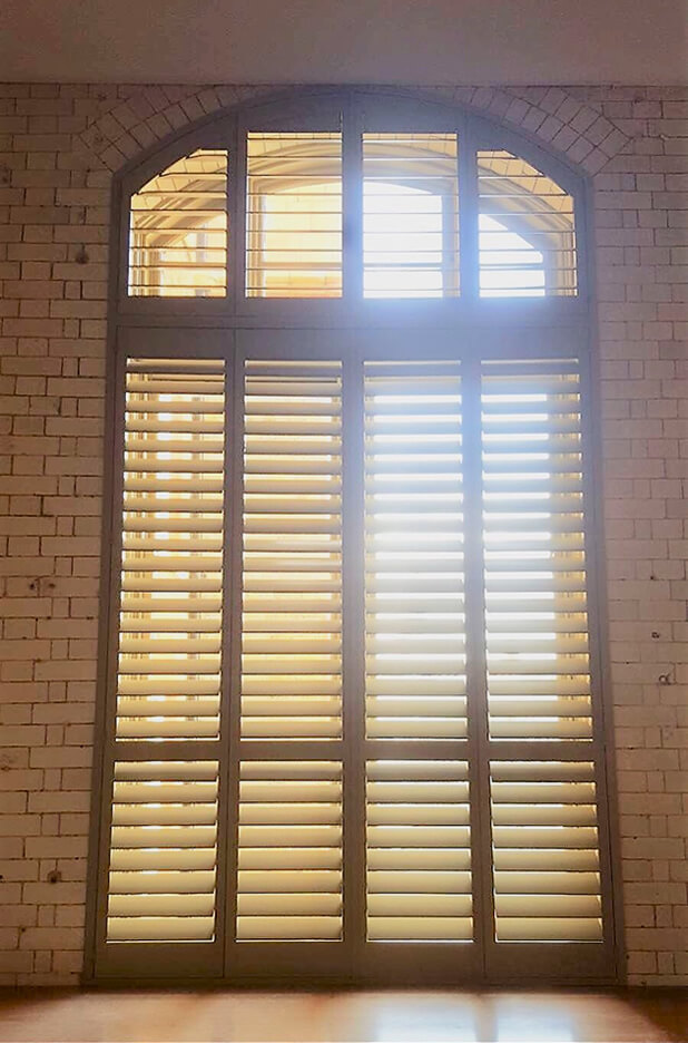 special shape shutters ewell single