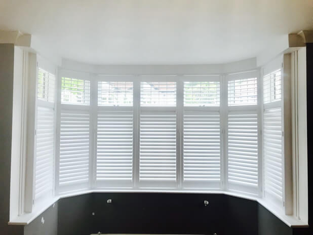 bay window shutters dulwich