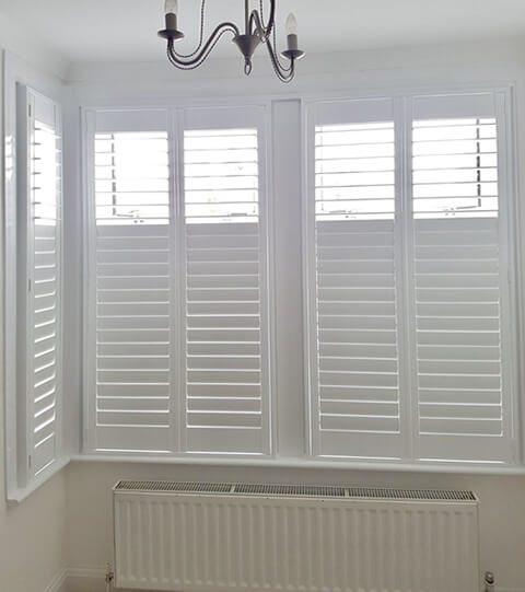 dartford shutters bedroom
