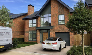 Fiji Full Height Shutters for Home in Keston, Bromley