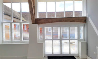Full Height Window and Door Shutters for Property in Essex