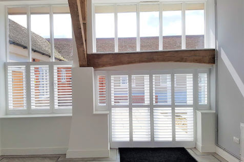 Full Height Window and Door Shutters for Property in Essex