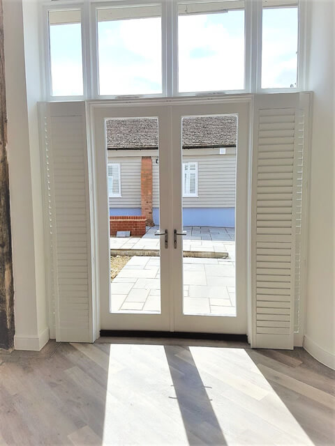 full height window door shutters essex 4