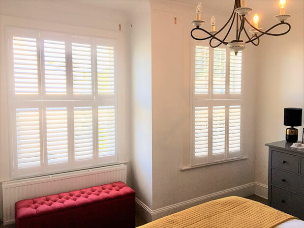 master bedroom shutters bromley inside
