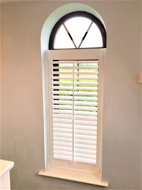Full Height Antigua Shutters for Home in Essex
