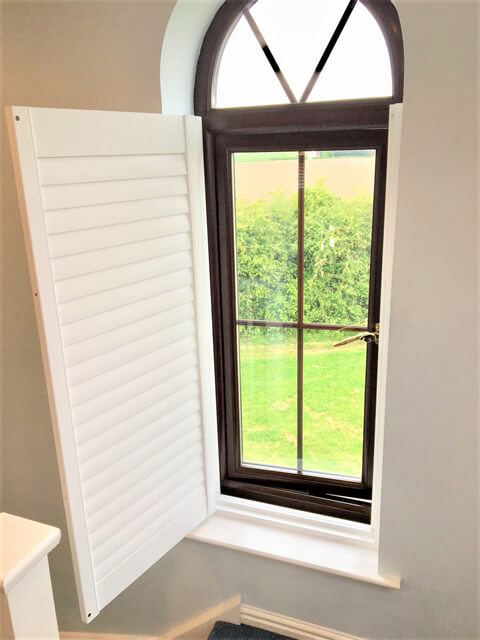 full height shutters essex open