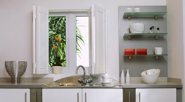 choosing solid panel shutters